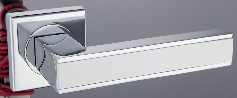 Hot Zinc Alloy Door Lock Handle (Z0-01225CPW)