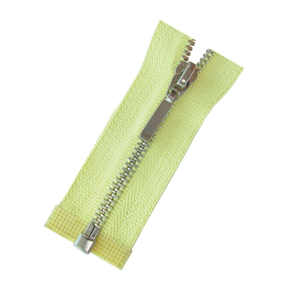 No. 3 3# O/E a/L Nickel Brass Zipper Metal Zipper