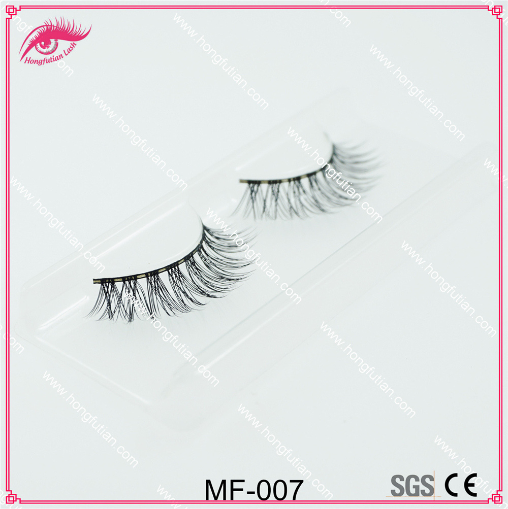 Wholesale Mink Eyelashes Strip Eyelash