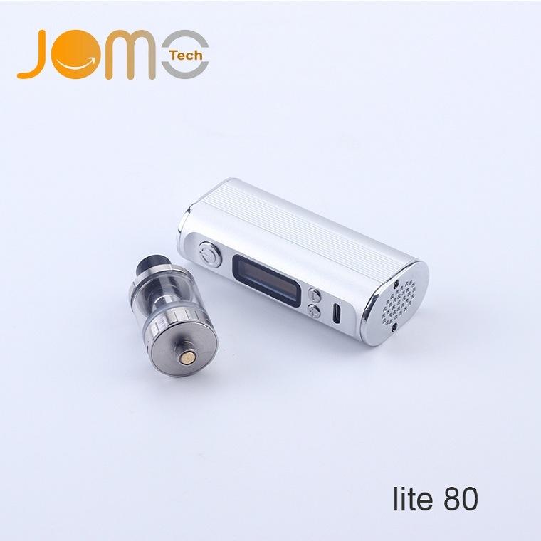 Tc 80W Jomotech Lite 80 Shisha Hookah with Sub Ohm Tank and LED Display