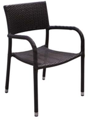 Outdoor Furniture Rattan Bistro Set
