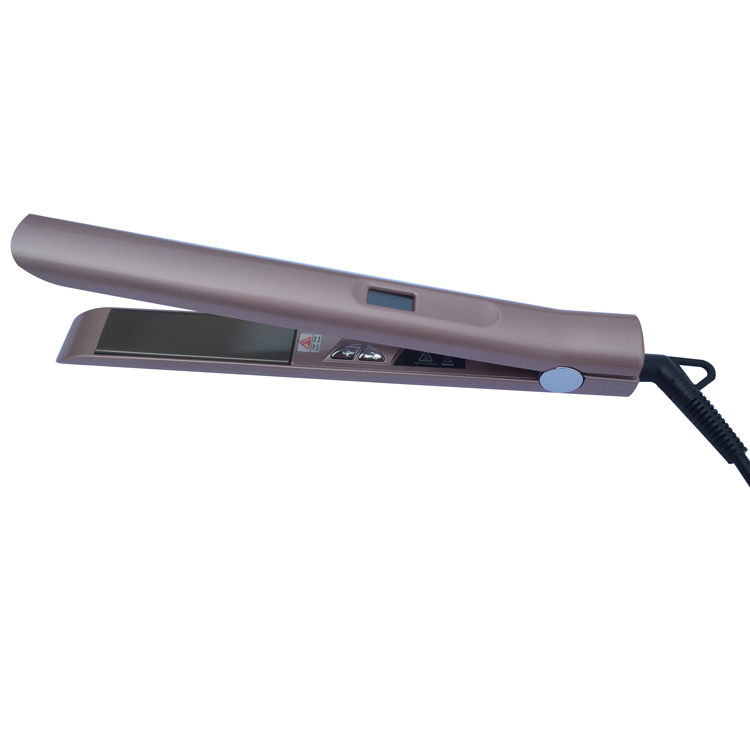 Hot Sell LCD 480f Ceramic Hair Straightener