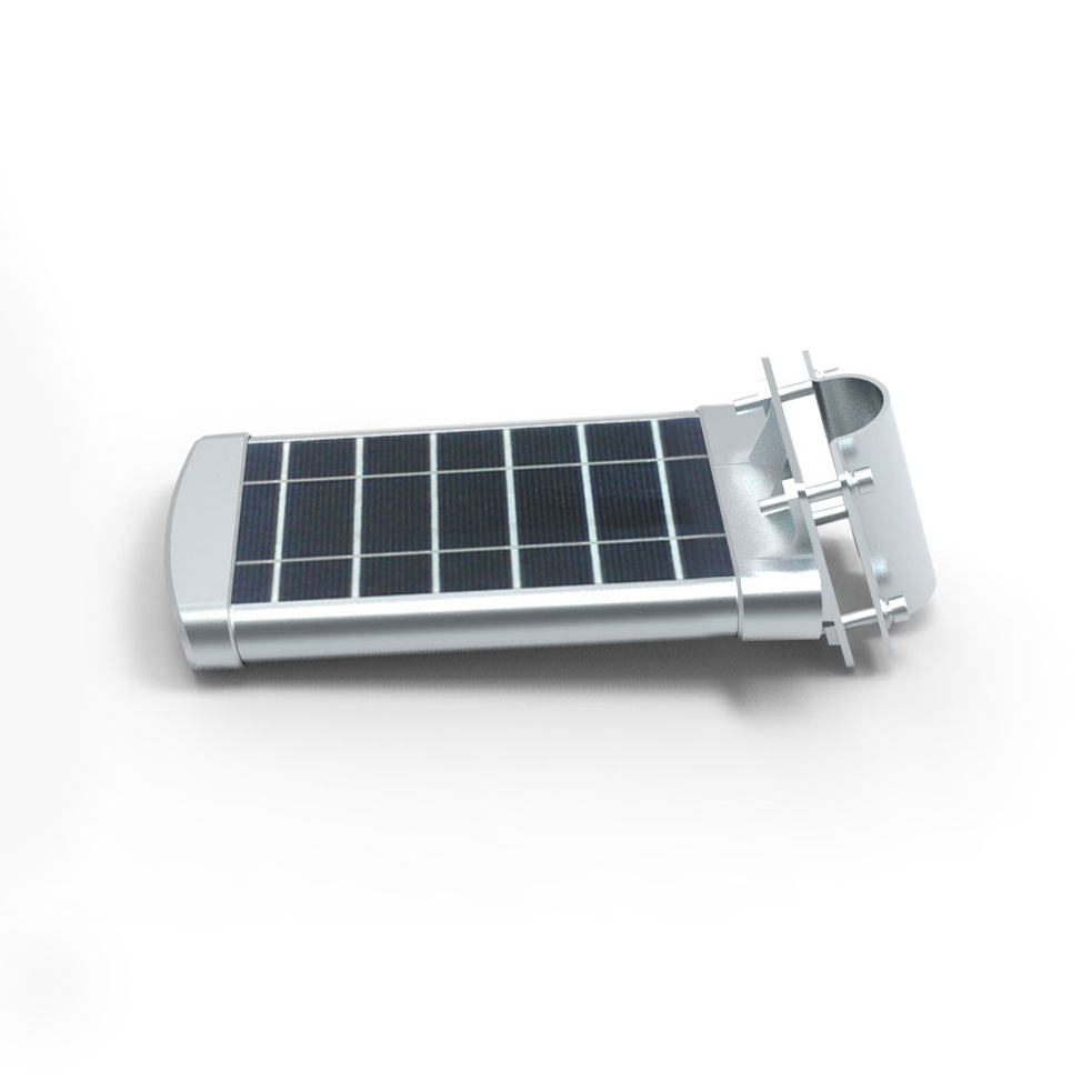 3m 10W IP65 Integrated Solar LED Street Light for Parking