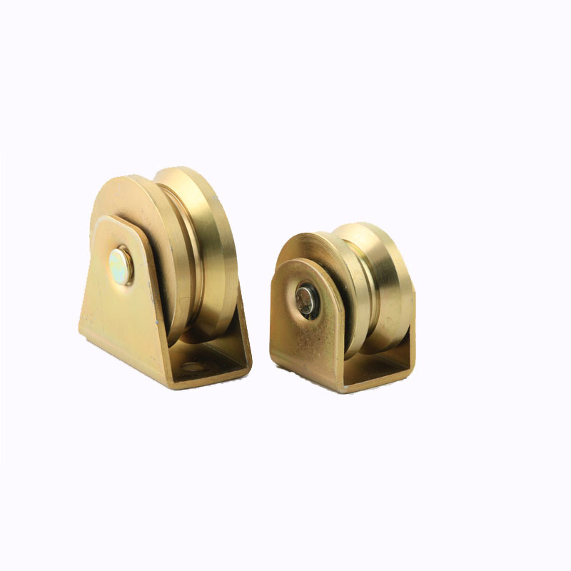 High Quality Factory Offer Africa Type Pulley with Double Bearing