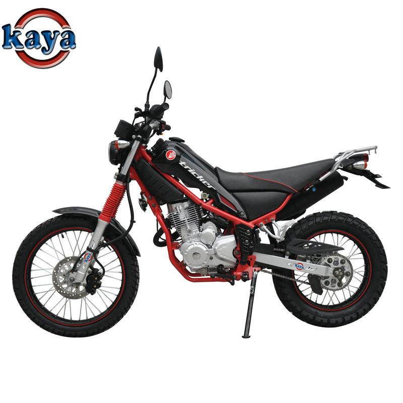150cc Dirt Bike with Spoke Wheel Fr. Disc Brake & Rr. Disc Brake Ky150gy-11