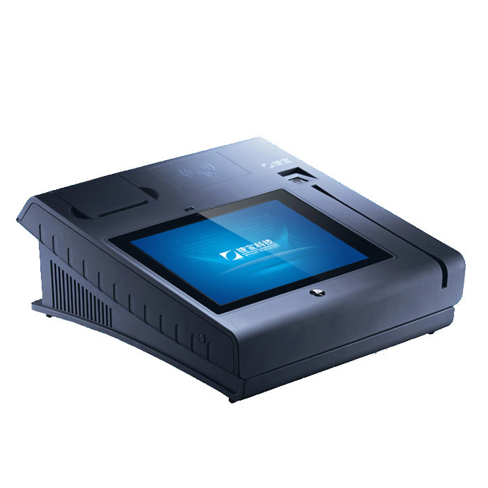 Shopify POS Machine Support Magnetic Stripe Cards, IC Cards, Contactless Cards, Pre-Paid Cards