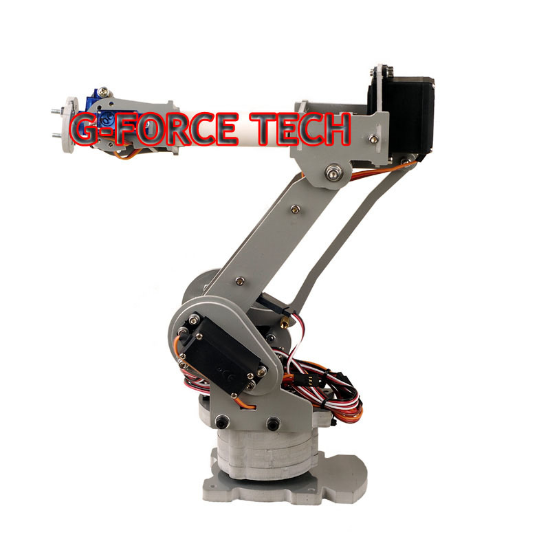 6-Axis Parallel-Mechanism Laser Cut Robotic Arm Robot