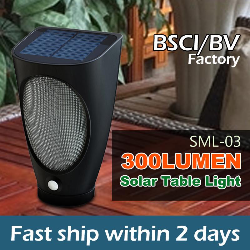 Multifunctional Solar Motion Light LED Wall Light