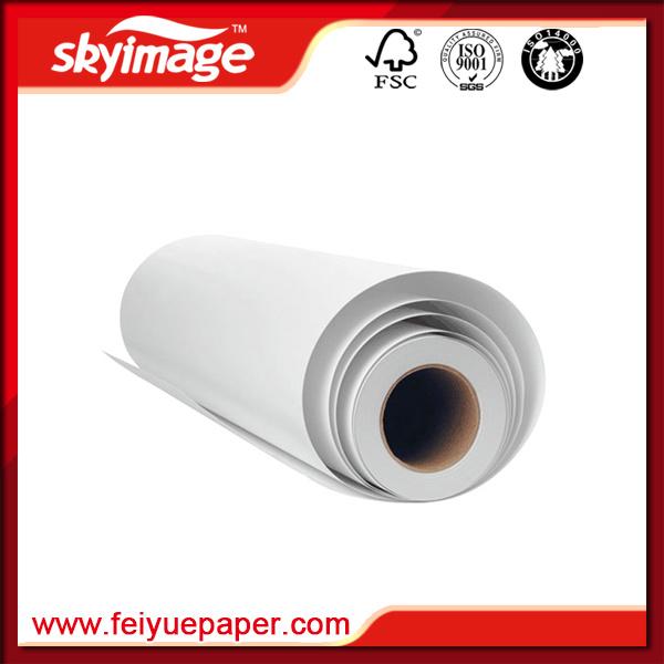100GSM Sticky Sublimation Sublimation Heat Transfer Paper for Inkjet Printing