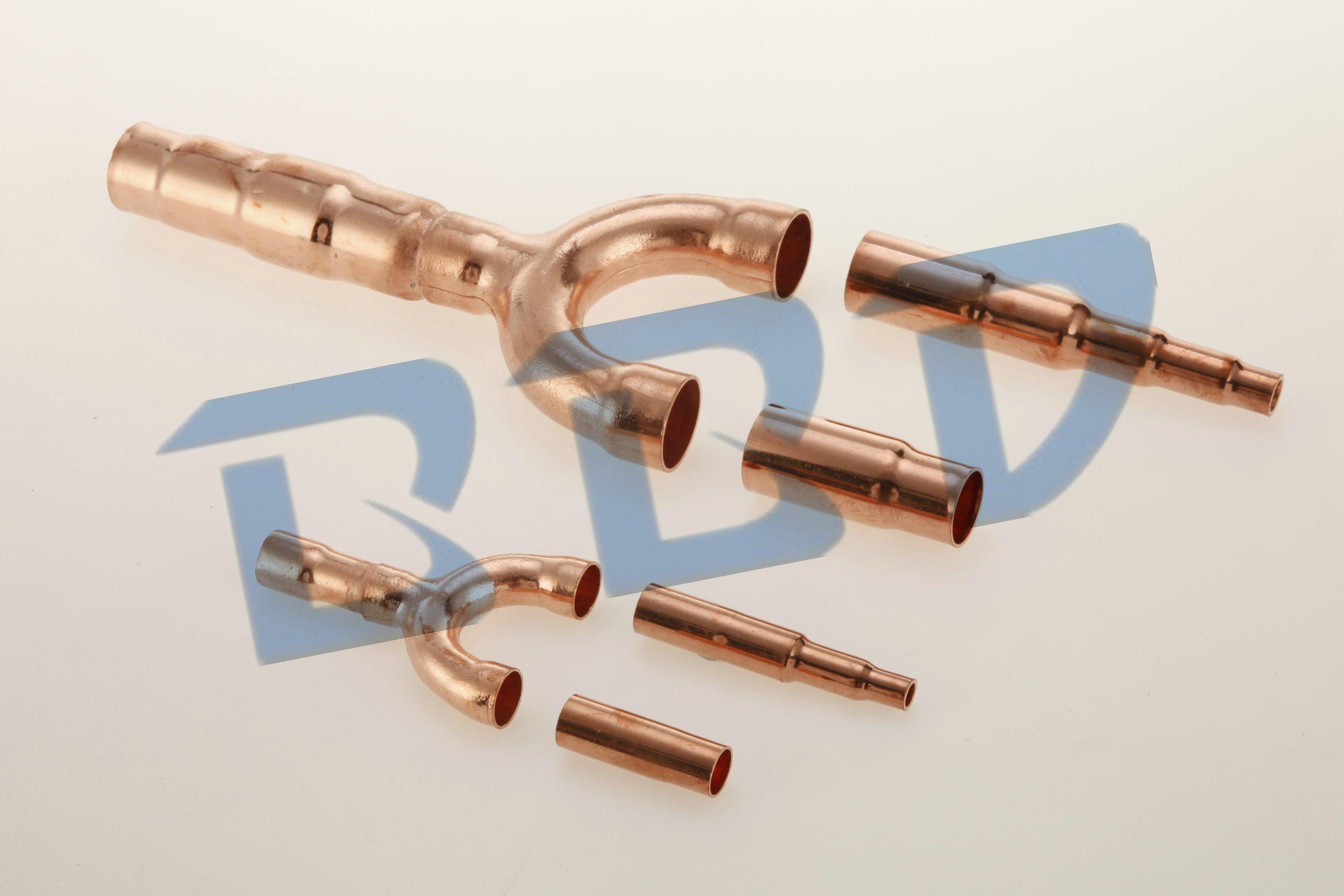 Vrv/Vrf Branch Pipe for Toshiba Rbm-By205e