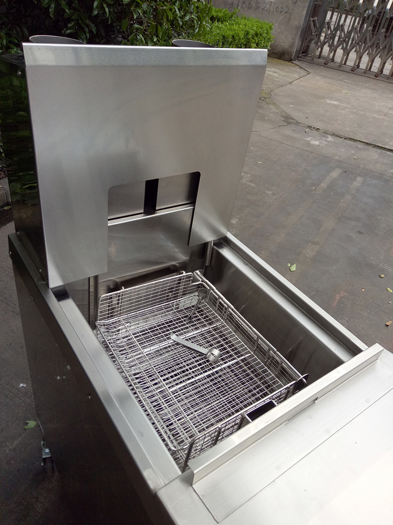 2016 Hot Sell Ofe-H321 Electrical Deep Fryer
