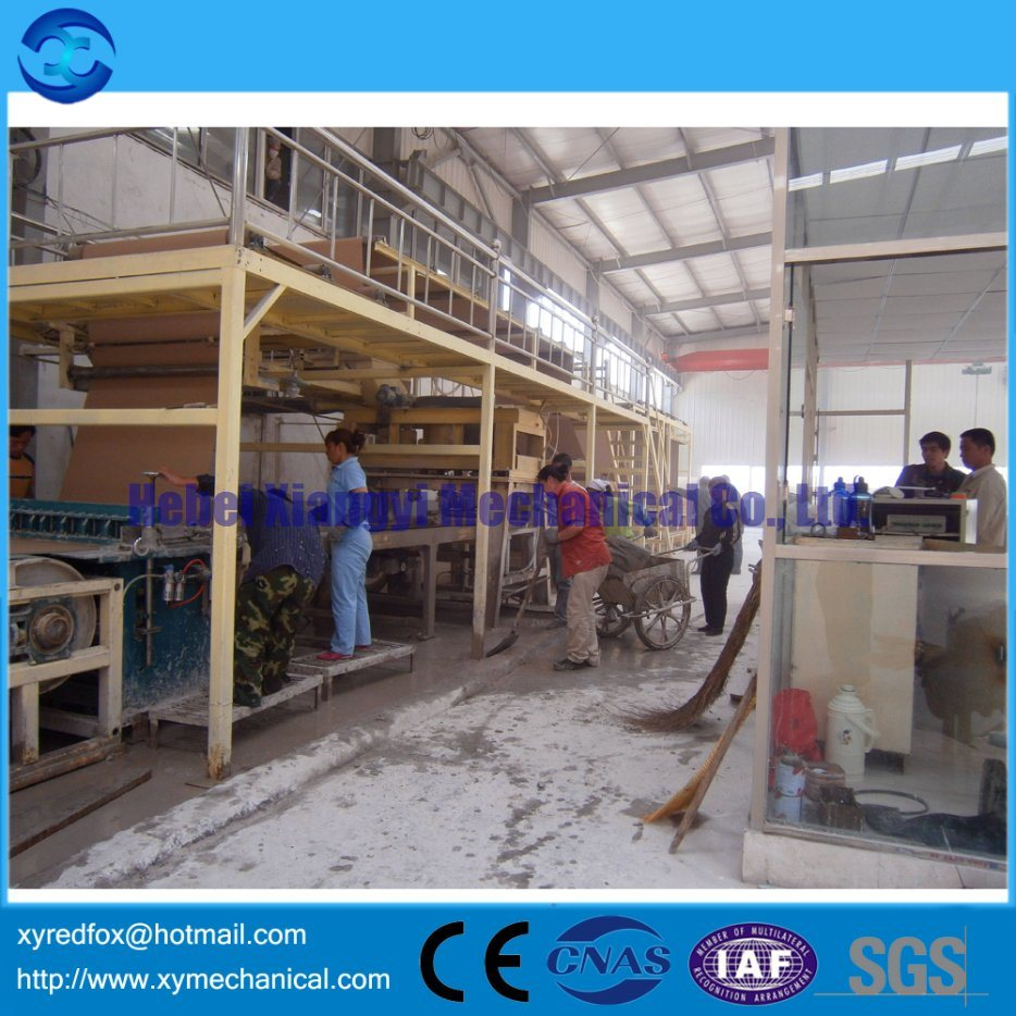 Gypsum board Production Line - 10 Millions Square Meters Annual Output