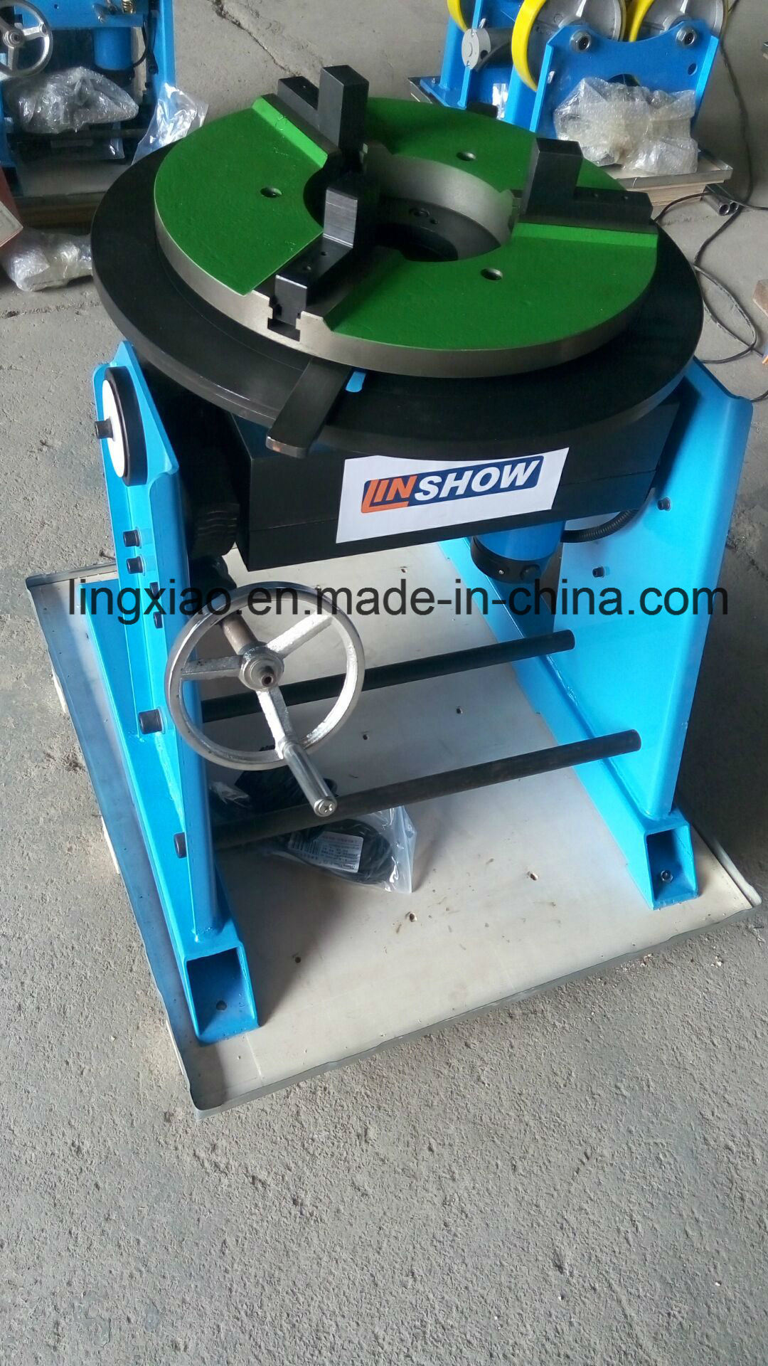 Ce Certified Welding Table HD-100 for Pipe or Tube Welding