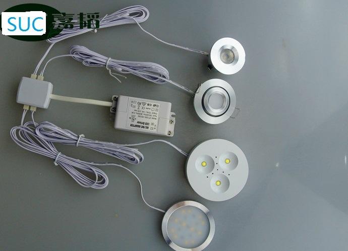 OEM 3W Jewelry LED Cabinet Light