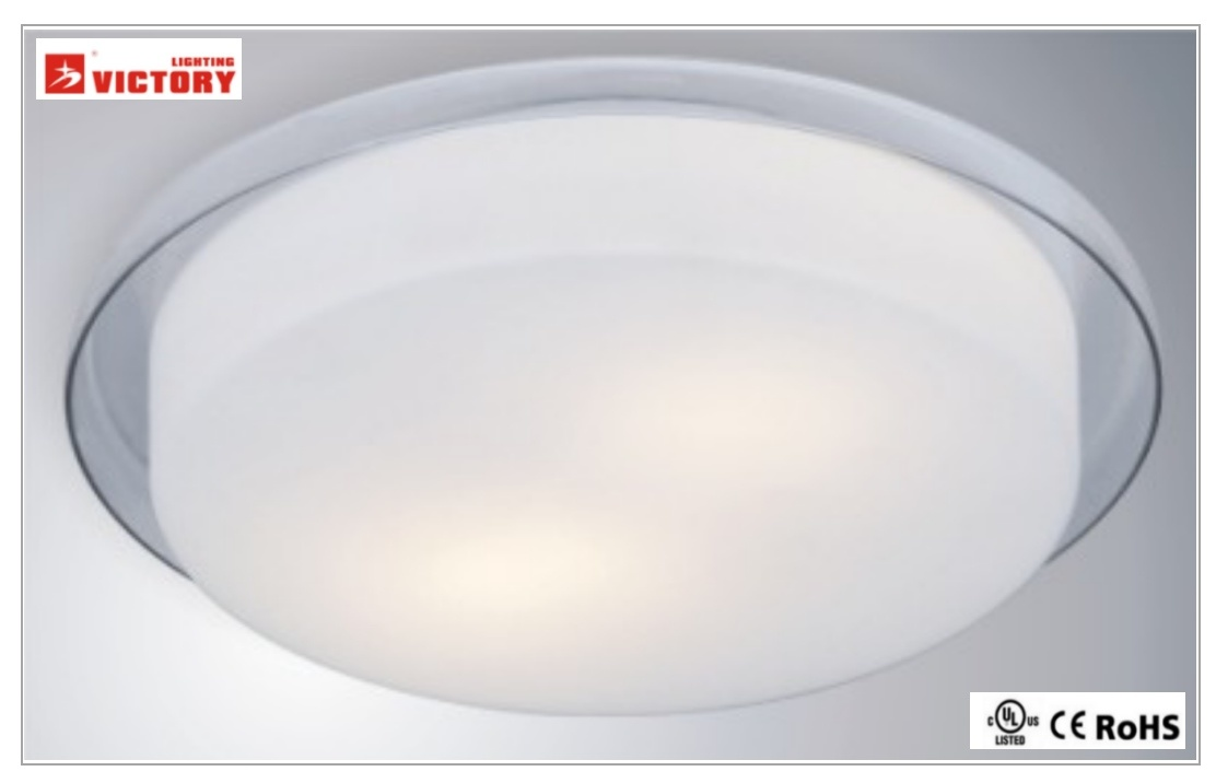 Modern Indoor Lighting Surface Mount LED Ceiling Light with Ce