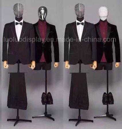 Hot Sale Male Dress Form Mannequin for Dress