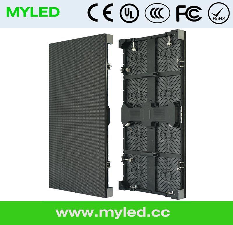 High Definition Die-Casting Rental DIP / SMD HD P5 P6 P8 Outdoor/Indoor Rental LED Display