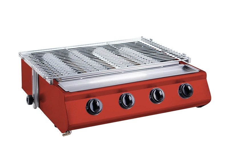Infrared Burner BBQ Grill