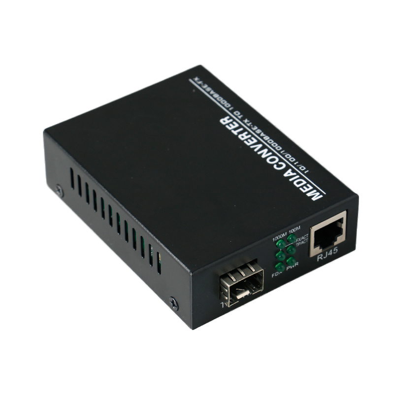 10/100/1000m Giga SFP Media Converter (MG1003SFP)