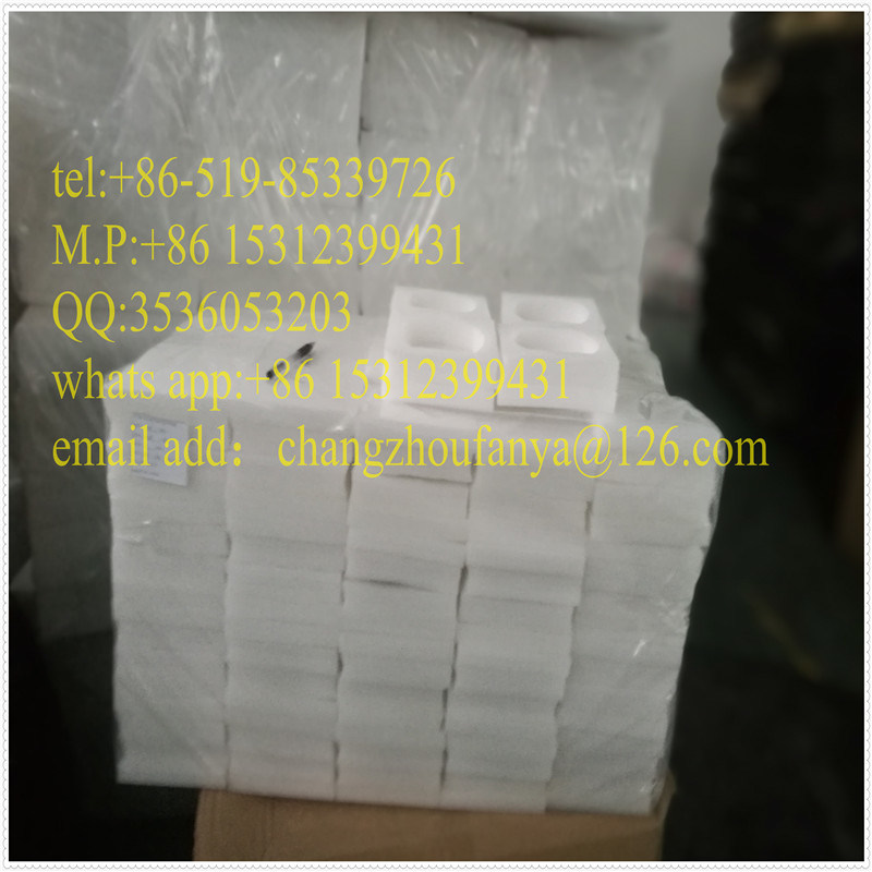 EPE Foam Customized Mass Production Hard Drive EPE Packing Foam,