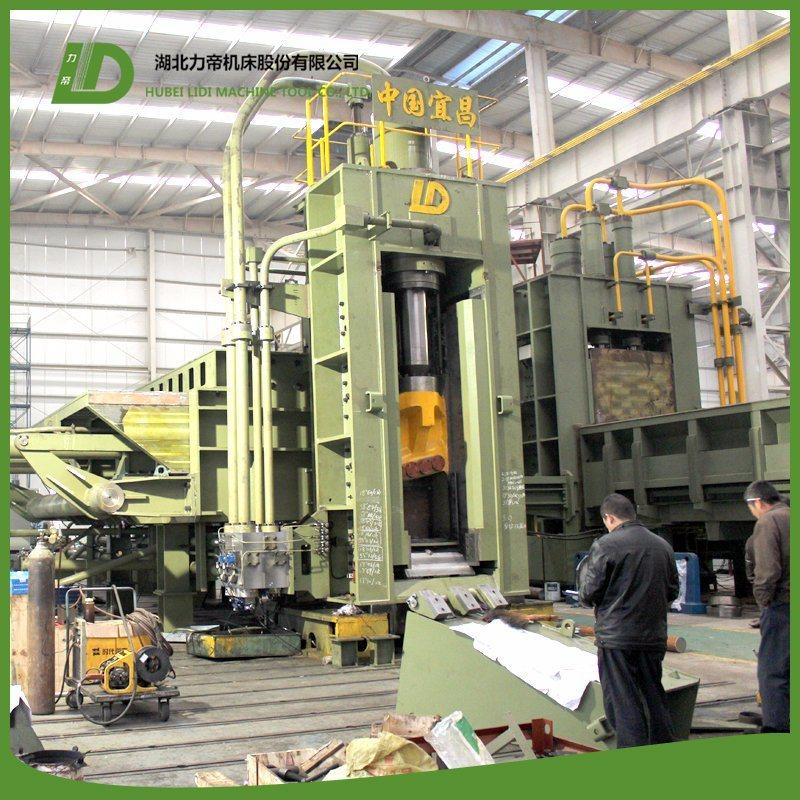 Q91Y-700II Heavy Duty Scrap Metal Shear