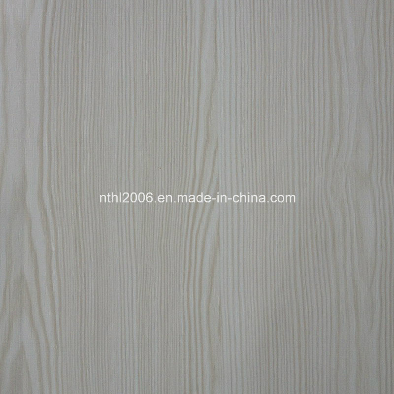 PVC Sheet with Wooden Grain for Decoration (HL003)