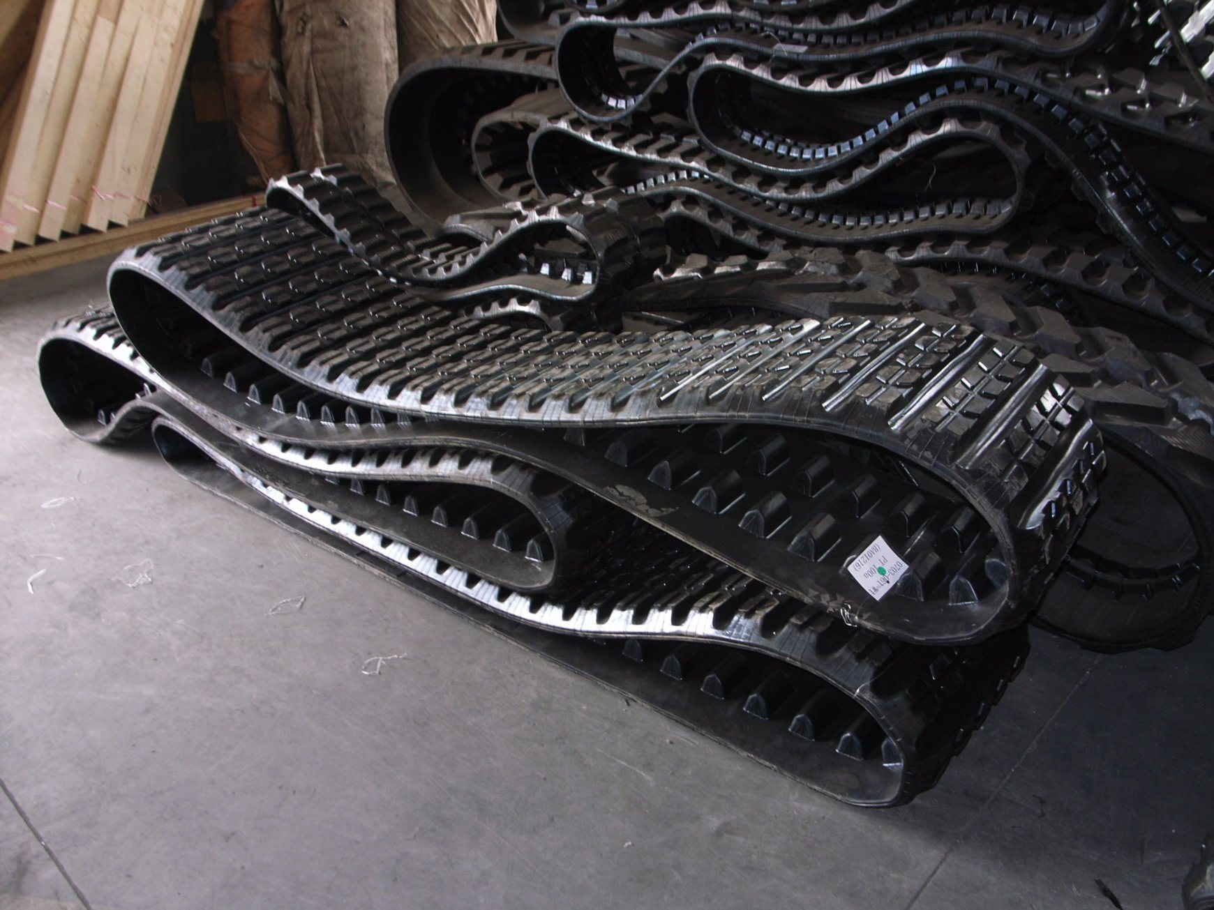 PT50-1 PT Tracks Asv Rubber Tracks