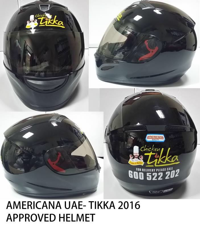 Full Face Helmet Personalizado Paint Business Use