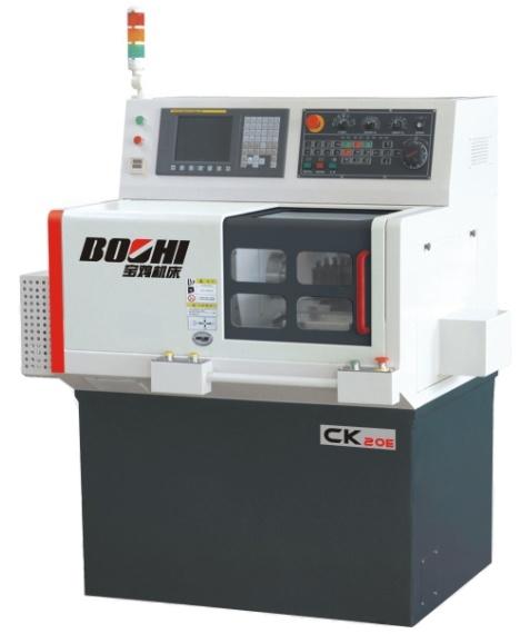 Ck20e/Ck25e/Ck30e CNC Lathe