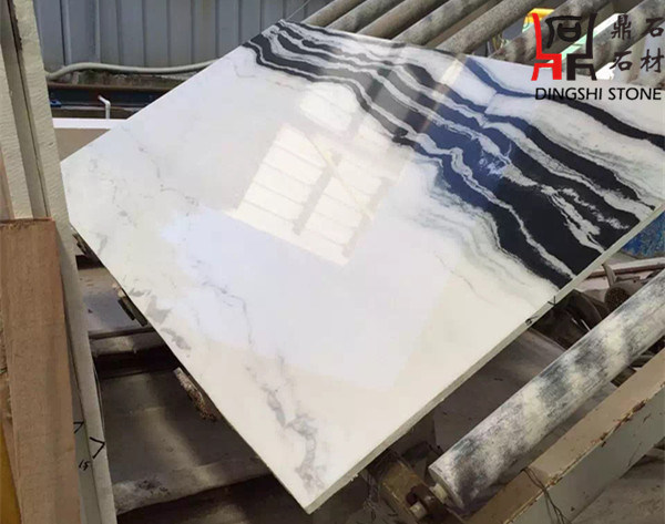 Panada White Marble Slab with Chinese Origin