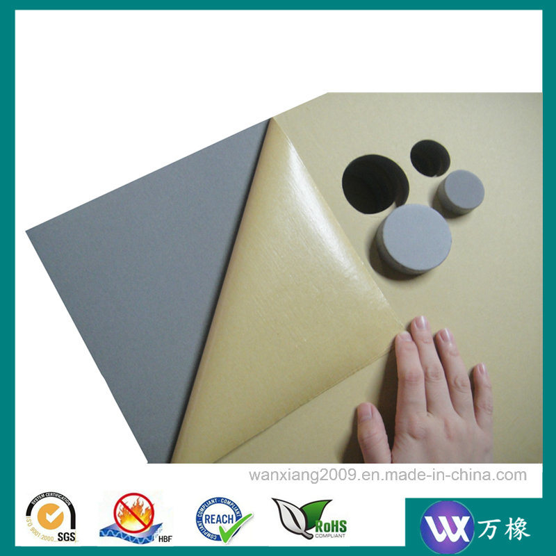 PE Roll Material Rubber Insulation Foam
