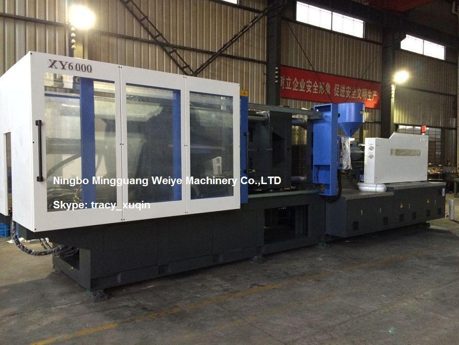 Big Injection Molding Machine with Servo System Energy Saving 600ton