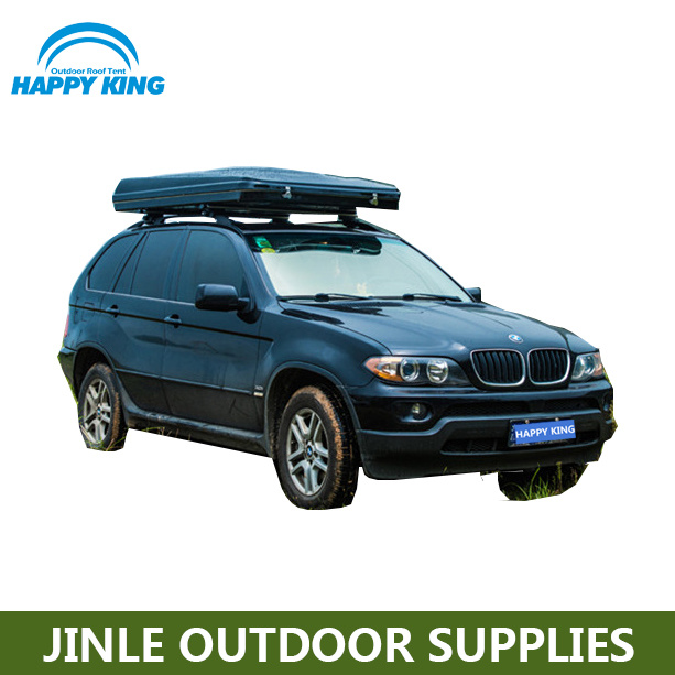 ABS Hard Shell Outdoor Camping Auto Car Roof Top Tent