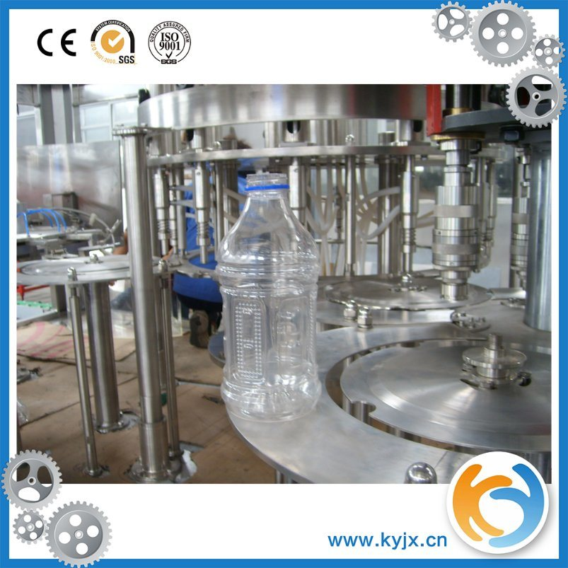 Manufacture Automatic Liquid Juice Filling Machine