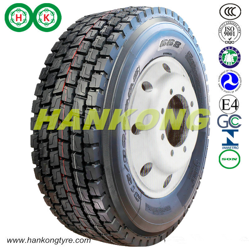 Heavy Truck Tyre TBR Tyre All Steel Tyre