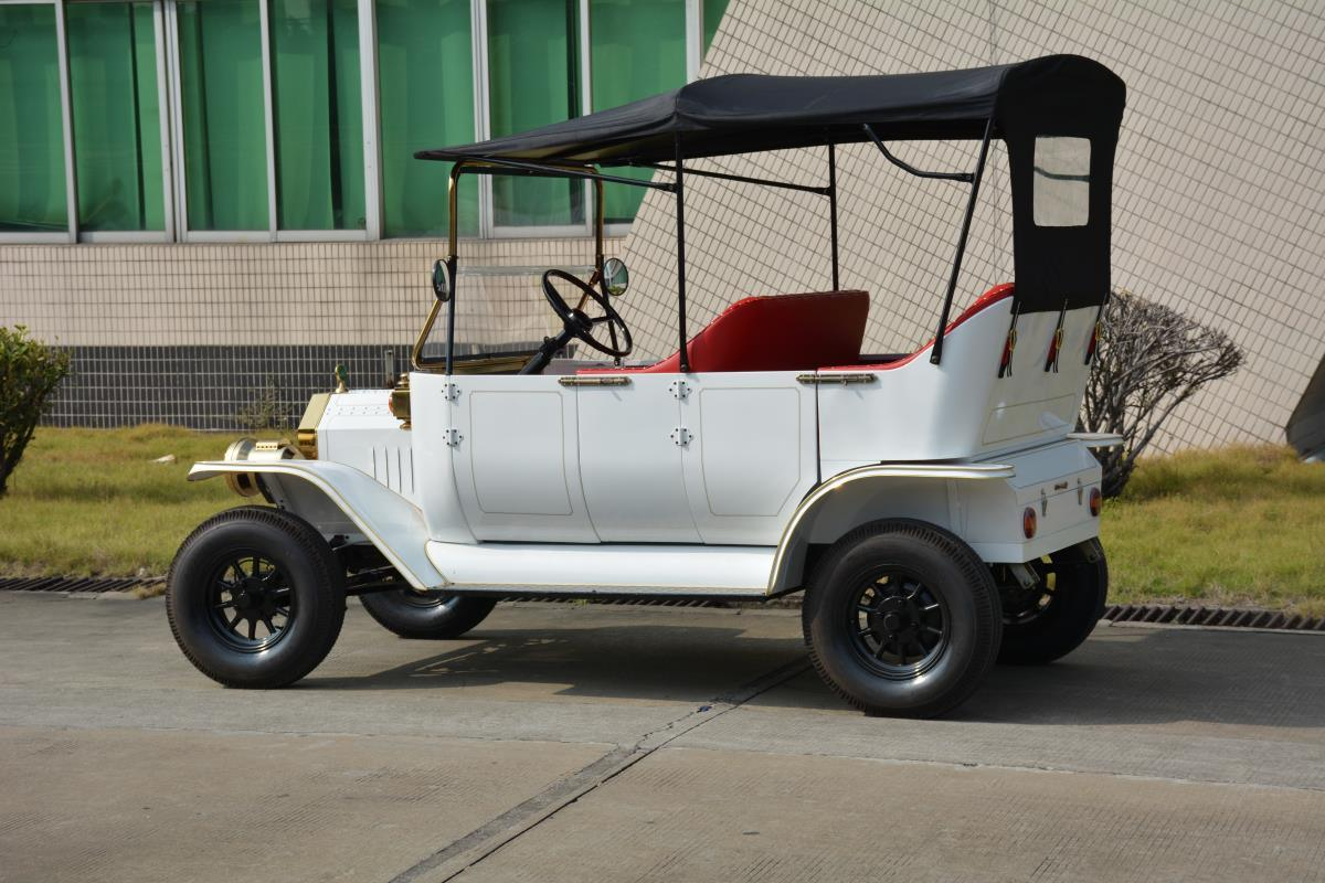 Origianl Manufacturer 4 Passenger Electric Vintage Buggy Car