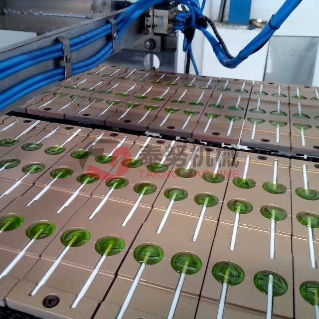 Automatic Shaped Lollipop Production Line