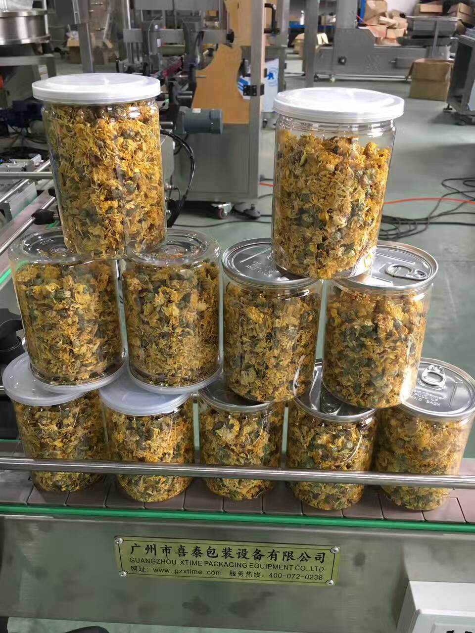 Fully Automatic Can Sealing Machine