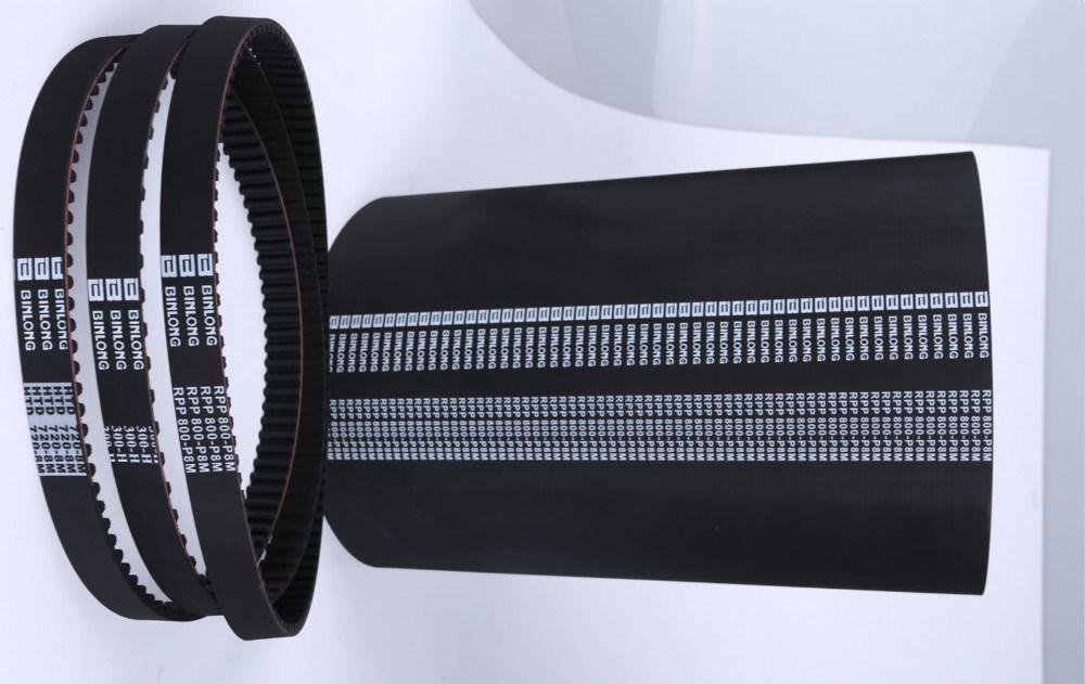 Industrial Rubber Timing Belt/Synchronous Belts