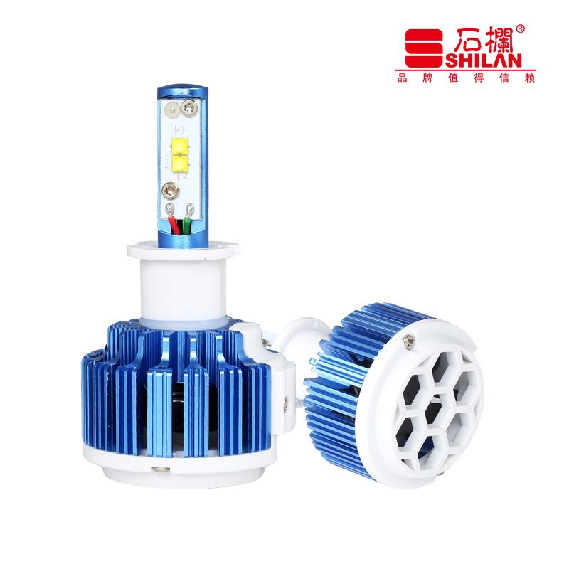 Hot Sale LED Headlight 35W 6000k T3 H3 Auto LED Lighting