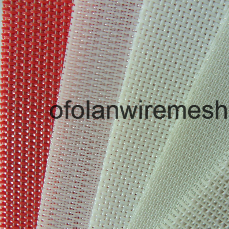 Monofilament Polyester Weave Mesh Belt Screen for Drying