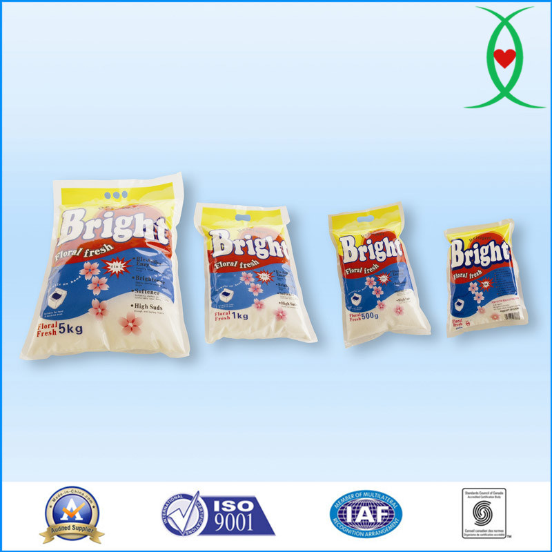 OEM Brand Laundry Detergent Washing Powder in 200g/500g/1kg/2kg/5kg