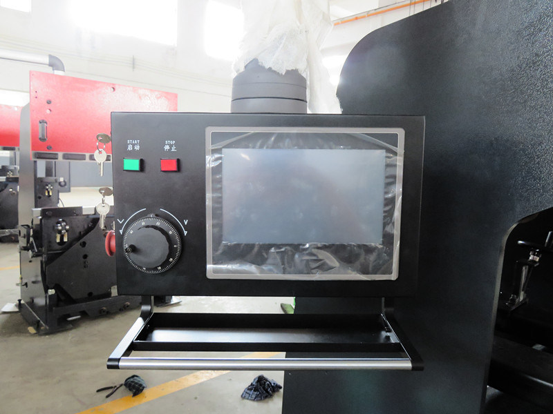 Tr3512 Electro-Hydraulic Servo Sheet Metal Plate Underdrive CNC Bending Machinery