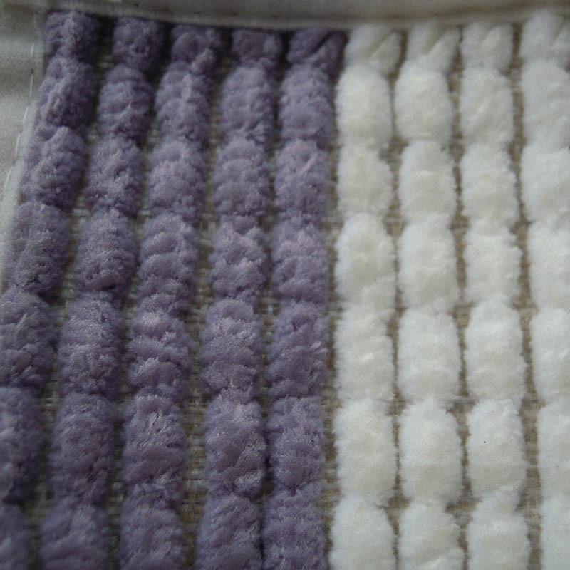 Colorful Ciecle Microfiber Floormat Doormat
