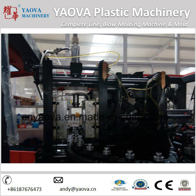 Yaova Fully Automatic Pet Bottle Plastic Blow Moulding Machine (YV-5000ML)