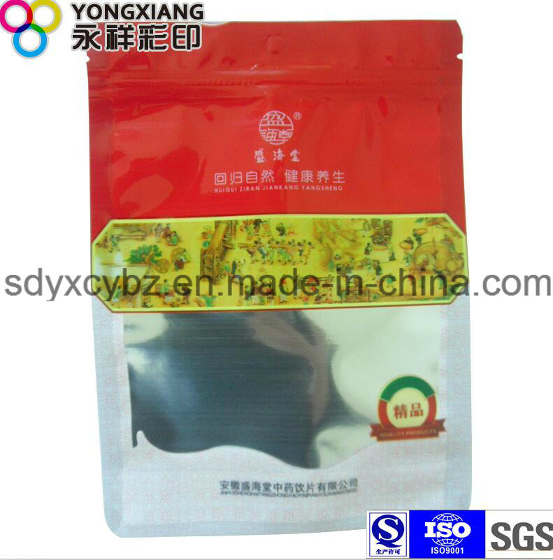 Ziplock Packaging Foil Bag for Dry Fruit