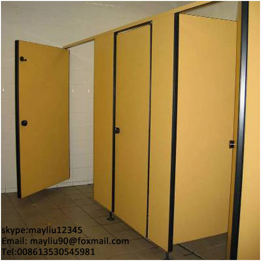 Colorful Compact Laminate Partition Board Toilet Door China Colorful Compact  Laminate Partition Board Toilet Door. China Compact Shower Room Toilet Partition Factory