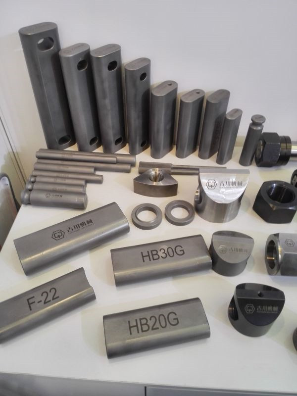Tool Pin Chisel Pin Nut for Hydraulic Breaker