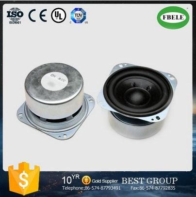 Fbs105A Hot Sale 105mm 10W Cheaper Neodymium Magnetic Loudspeaker (FBELE)