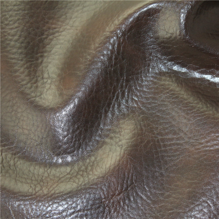 China Manufacturer Synthetic PVC Leather for Furniture (688#)